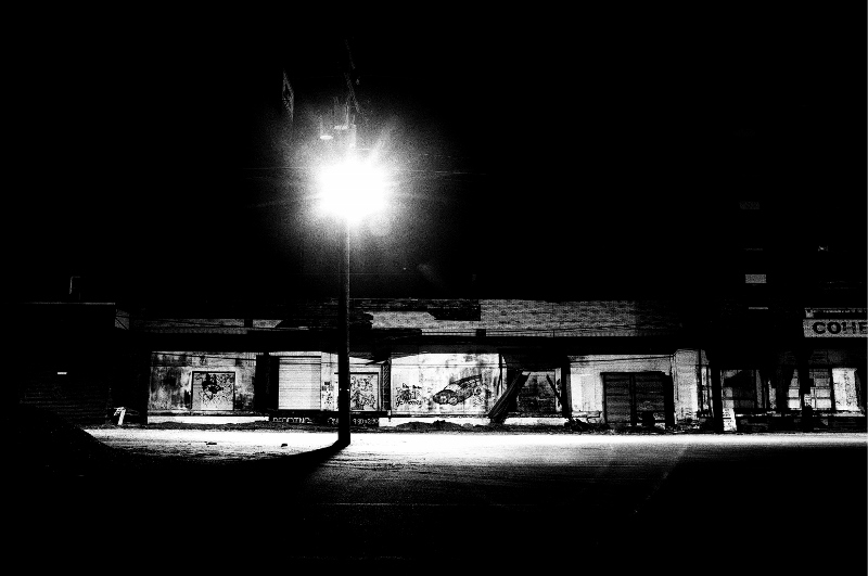 Black white film